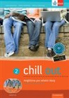 Chill out 2 – učebnice s prac. sešitem + CD MP3