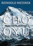 Cho-Oyu - Tyrkysová bohyně - obálka