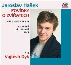 Povídky o zvířatech, CD - Jaroslav Hašek