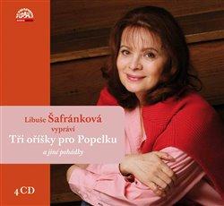 O Popelce, CD - Jan Jiráň, Naďa Dvorská, Jan Fuchs, Lída Engelová, CD - CD
