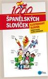 1000 španělských slovíček (Ilustrovaný slovník) - obálka