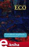 Vytváření nepřítele (Elektronická kniha) - obálka