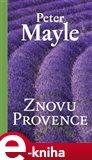 Znovu Provence - obálka