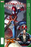 Ultimate Spider-man a spol.8 (Ultimate Spider-Man: Dvojitá porce (1. a 2. díl),  Ultimate X-Men: Návrat do Projektu X (2. a 3. díl)) - obálka