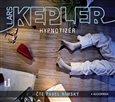 Hypnotizér (Audiokniha) - obálka