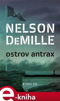Obálka titulu Ostrov Antrax