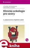 Klinická onkologie pro sestry (2., přepracované a doplněné vydání) - obálka