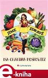 Jíme zdravě (125 veganských receptů nejen pro vegany) - obálka
