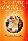Encyklopedie sociální práce - obálka