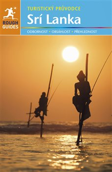 Srí Lanka. Turistický průvodce - Gavin Thomas