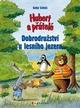 Hubert a přátelé (Dobrodružství u lesního jezera) - obálka