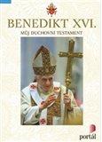Můj duchovní testament (  Benedikt XVI.) - obálka