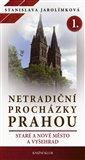Netradiční procházky Prahou I - obálka