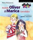 Rošťák Oliver a Marica čarodějka - obálka