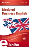 Moderní Business English (Korespondence, telefonování, jednání, prezentace, smalltalk) - obálka
