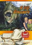 V říši dinosaurů - obálka