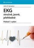 EKG stručně, jasně, přehledně /nov. vyd./ - obálka