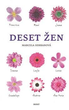 Obálka titulu Deset žen