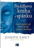 Buddhova kniha o spánku (Lepší spánek za sedm týdnů s pomocí meditace) - obálka