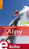 Alpy (Francie, Itálie, Německo, Rakousko, Slovinsko, Lichtenštejnsko & Švýcarsko) - obálka