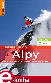 Obálka titulu Alpy