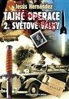 Obálka knihy Tajné operace 2. světové války