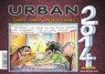 Kalendář Urban 2014 - Dobrý karty přeje Pivrnec! - obálka