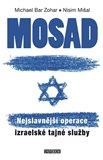 Mosad (Nejslavnější operace izraelské tajné služby) - obálka