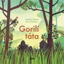 Obálka titulu Gorilí táta