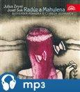 Radúz a Mahulena - obálka