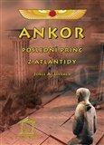 Ankor, poslední princ z Atlantidy - obálka