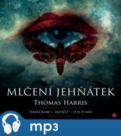 Mlčení jehňátek, mp3 - Thomas A. Harris