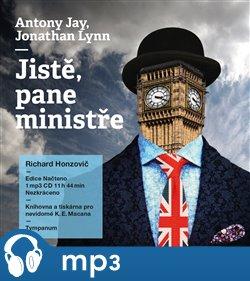 Jistě, pane ministře, mp3 - Anthony Rupert Jay, Jonathan Lynn