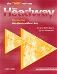 New Headway third edition Elementary workbook without key - obálka