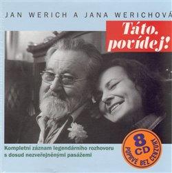 Táto, povídej!, CD - Werich Jan, Werichová Jana, CD - 8CD