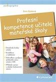 Profesní kompetence učitele mateřské školy - obálka
