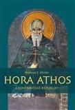 Hora Athos (Dějiny mnišské republiky) - obálka