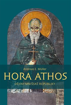 Obálka titulu Hora Athos
