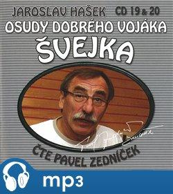 Osudy dobrého vojáka Švejka 19 & 20, mp3 - Jaroslav Hašek