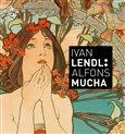 Ivan Lendl: Alfons Mucha /ang./ - obálka