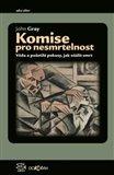 Komise pro nesmrtelnost (Kniha, vázaná) - obálka