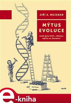 Obálka titulu Mýtus evoluce