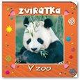 Zvířátka - V zoo - obálka