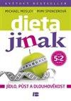 Obálka knihy Dieta jinak
