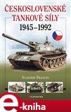 Československé tankové síly 1945–1992 - obálka