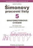 Šimonovy pracovní listy 5 (Grafomotorická cvičení) - obálka