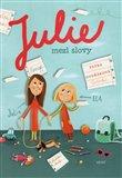 Julie mezi slovy - obálka