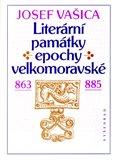 Literární památky epochy velkomoravské - obálka