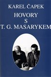 Hovory s T. G. Masarykem - obálka