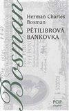 Pětilibrová bankovka - obálka